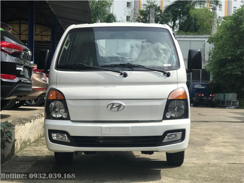 Hyundai New Porter 150 thùng kín