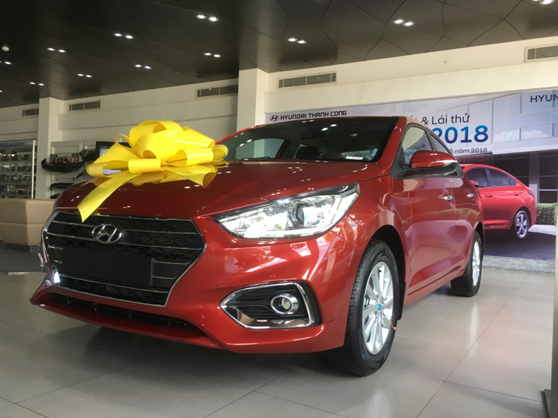 Hyundai Accent 1.4AT đặc biệt 2019