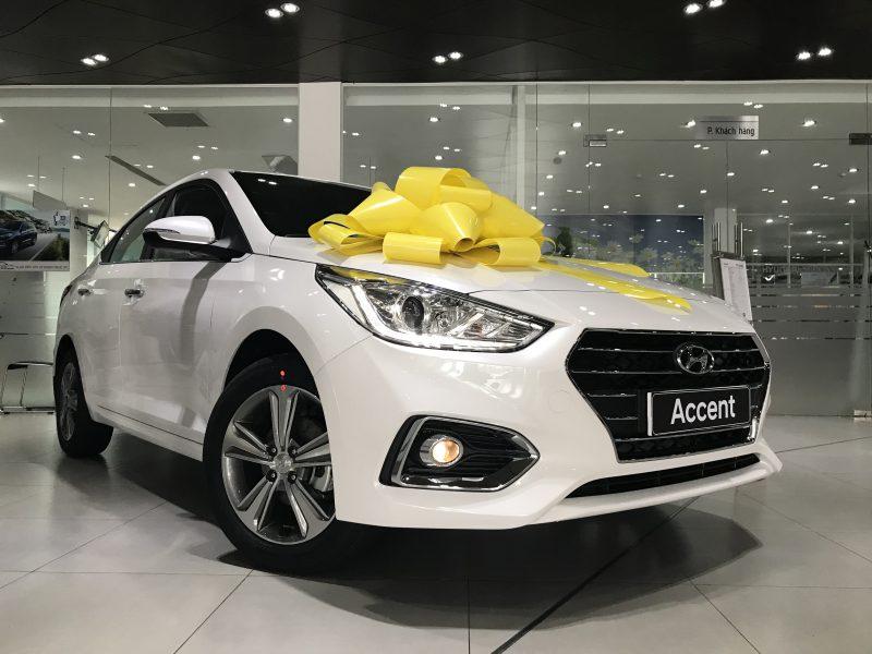 Xe Hyundai Accent 2020 bản đặc biệt