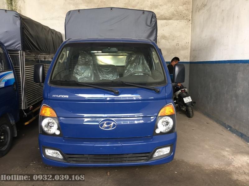 Hyundai 1,5 tấn H150 thùng mui bạt