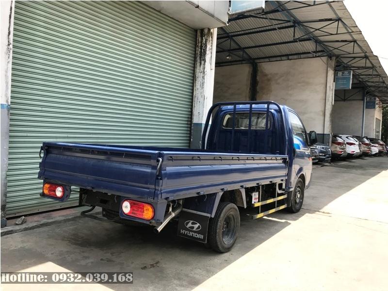 Xe tải Hyundai H150 thùng lửng