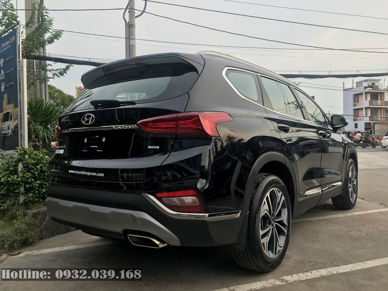 New Hyundai Santafe 2020