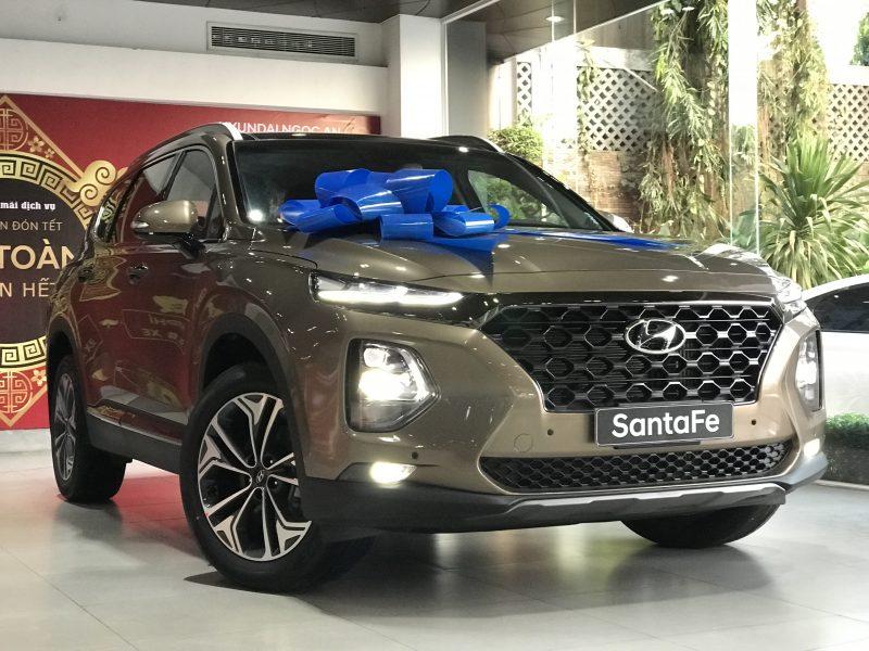New Hyundai Santafe 2019