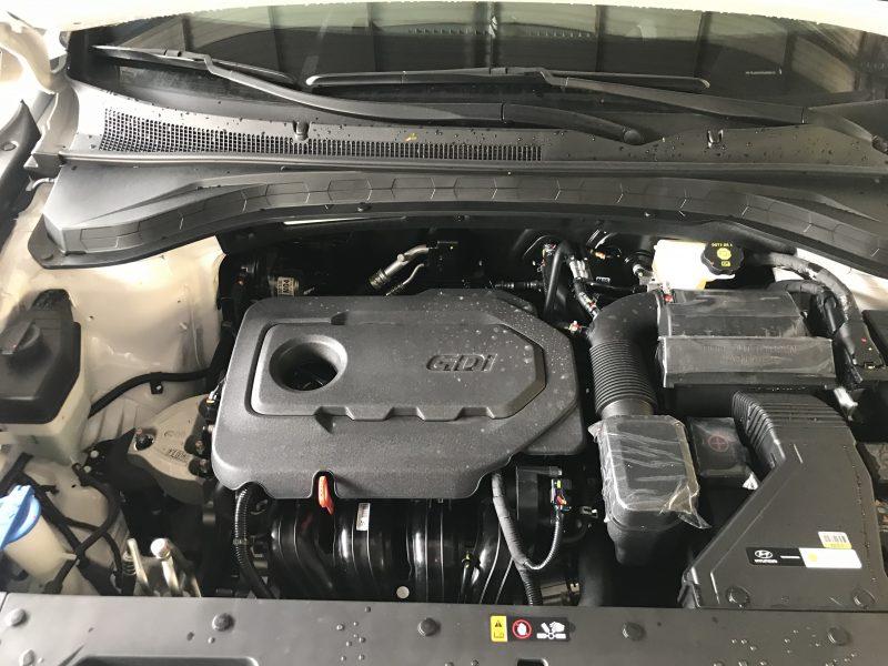 Santafe 2020 máy xăng tiêu chuẩn giá bao nhiêu?