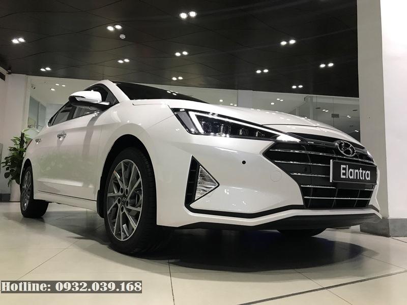 Hyundai Elantra facelift 2020