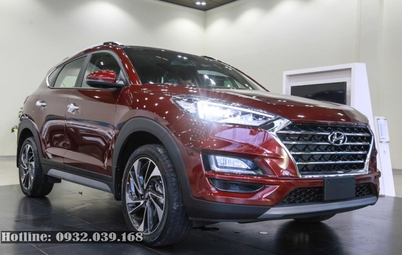Hyundai Tucson máy dầu 2019