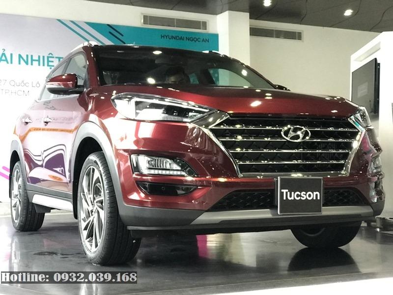 Tucson 2019 2.0L máy xăng đặc biệt màu đỏ