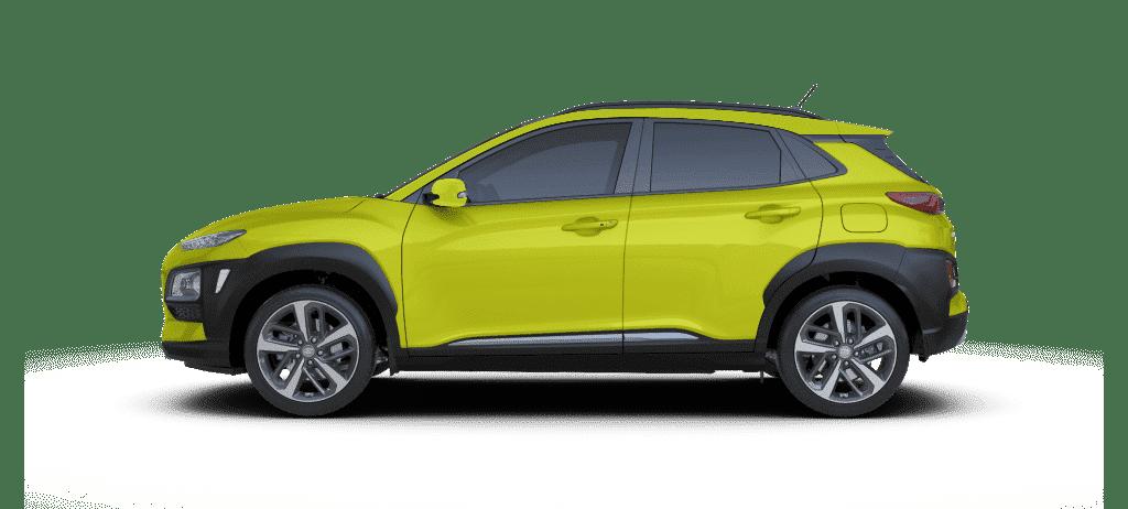 Hyundai Kona tiêu chuẩn 2020